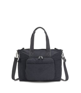 Kipling Miri tile luiertas night grey