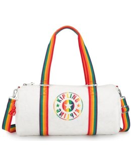 Kipling Onalo L rainbow white