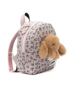 Zebra Trends Rugzak girls S honey bunny leo camel