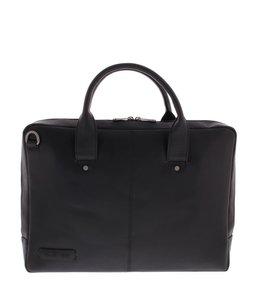"Plevier 856 Loran sleeve 15.6"" laptoptas zwart"