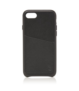 Castelijn en Beerens BACK COVER WALLET IPHONE 7 + 8 + SE 2020 | ZWART