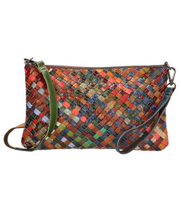 Magic Bag Sissi clutch multi
