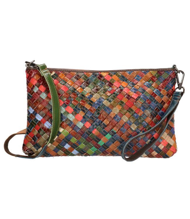 Magic Bag Sissi clutch multi