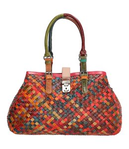 Magic Bag Sissi hand-schoudertas multi color