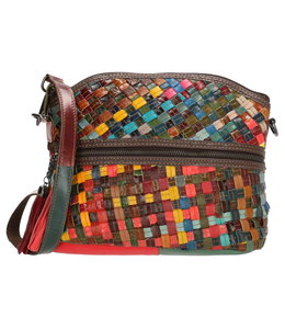 Magic Bag Sissi A88 schoudertas  multi