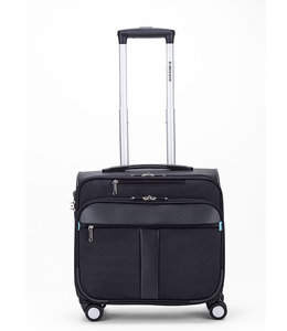 Decent B-Corso Business Trolley Black Blue