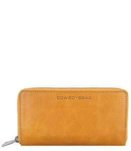 Cowboysbag Raw purse Lara amber