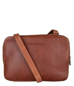 Cowboysbag Raw Bag Mica cognac