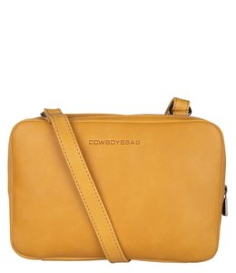 Cowboysbag Raw Bag Mica amber