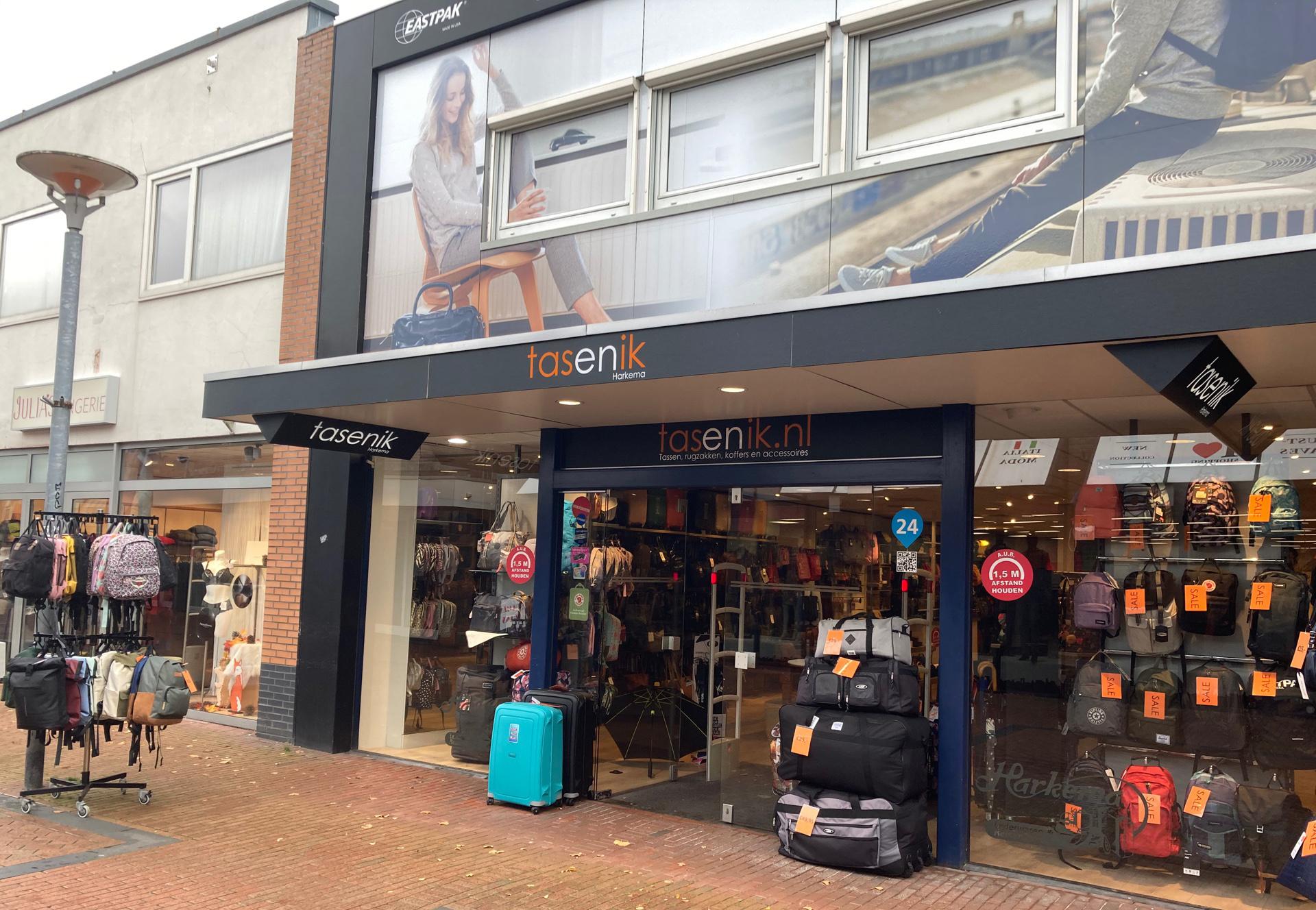 Harkema lederwaren in Winschoten│www.tasenik.nl