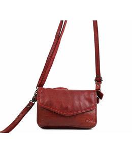 Bear Design Merel schoudertasje rood