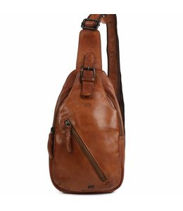 Bear Design Daley leren Cross-over tas cognac