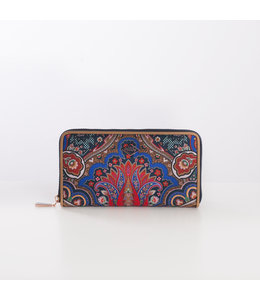 Oilily L Zip Wallet royal blue