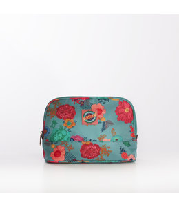 Oilily Colour Splash M Cosmetic Bag sea breeze