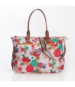 Oilily Colour Splash Carry All winter white