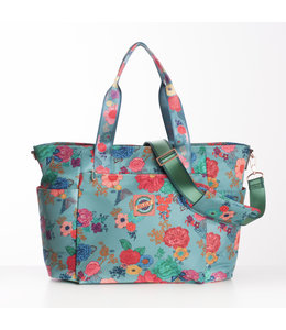 Oilily Colour splash Baby Bag sea breeze
