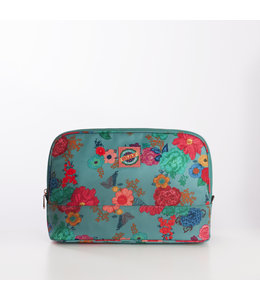 Oilily L Cosmetic Bag sea breeze