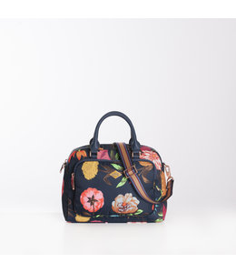 Oilily Winter Bouquet S Handbag navy night