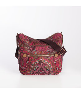 Oilily Paisly M Schoulderbag Cherry