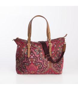Oilily Paisly Handbag cherry