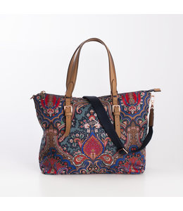 Oilily Handbag royal blue