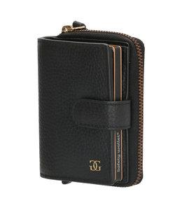 Gio Gini safety wallet zwart
