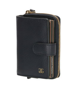 Gio Gini safety wallet blauw