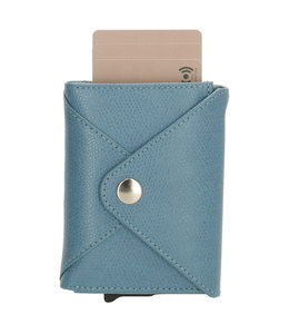 Safety Wallet Charm portemonnee pale blue