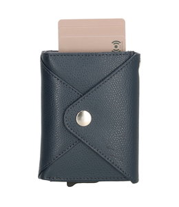 Safety Wallet Charm portemonnee navy blue