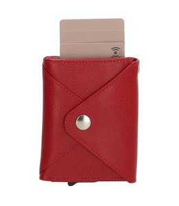 Safety Wallet Charm portemonnee red