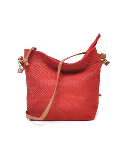 Berba Stretto crossbody medium chilli pepper
