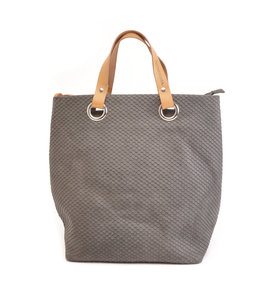 Berba Stretto shopper large dusty grey