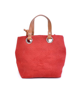 Berba Stretto shopper small chilli pepper