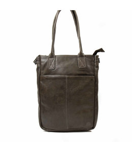 Bear Design Becky business shopper dark grey