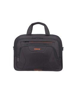"""American Tourister Work laptop bag 15.6"""" black-orange"""