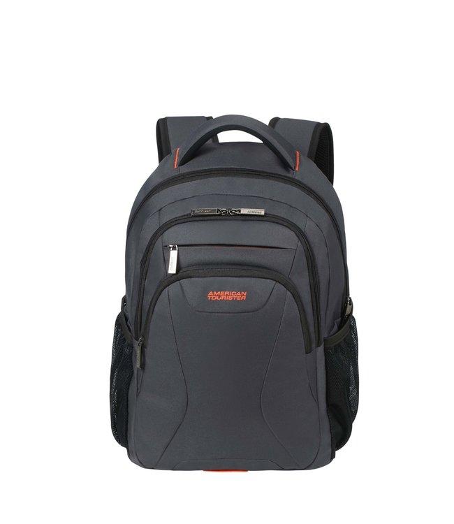 """American Tourister AT Work laptoprugtas 15.6"""" grey-orange"""