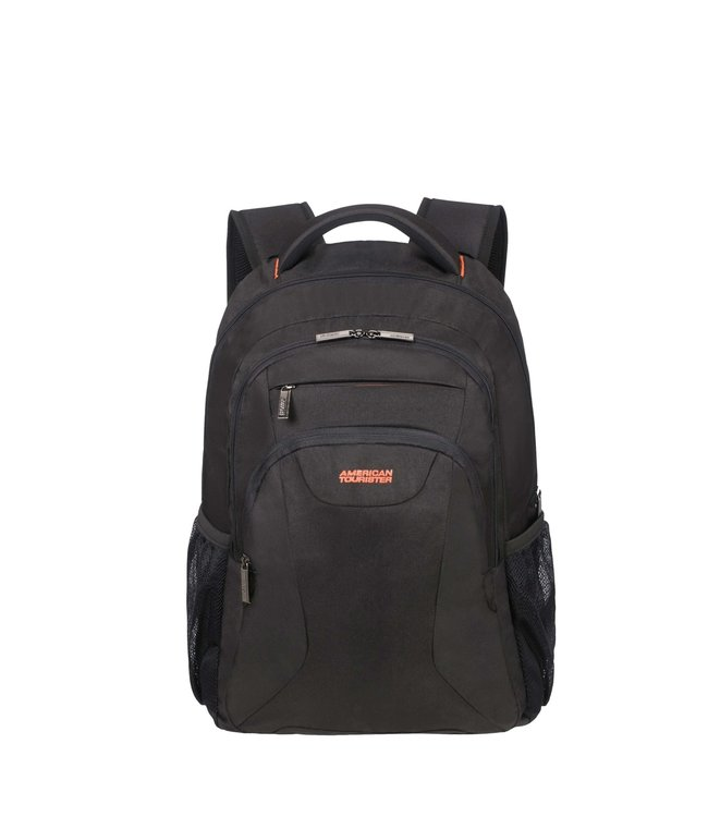 "American Tourister Work laptoprugtas 17.3"" black-orange"
