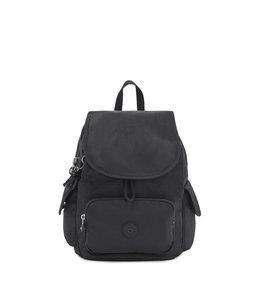 Kipling City Pack S rugtas black noir