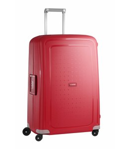 Samsonite SCure Spinner 81 crimson red