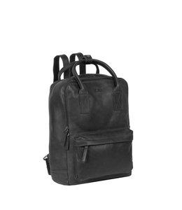 "Justified Bags Nynke 14"" laptoprugzak zwart"