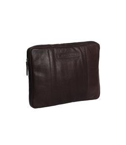 "Chesterfield Glenn 15.6"" laptop-sleeve brown"