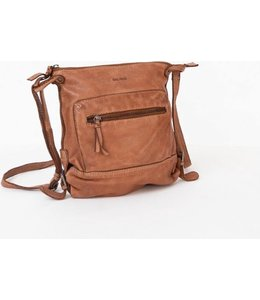 BAG2BAG Marchje schoudertas brown