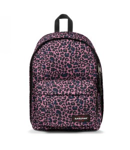 "Eastpak Out of Office 15.4"" laptop-rugzak safari leopard"