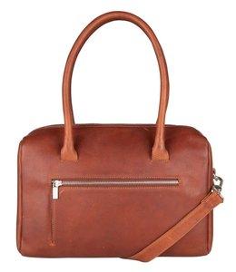 Cowboysbag Bag Darwing cognac
