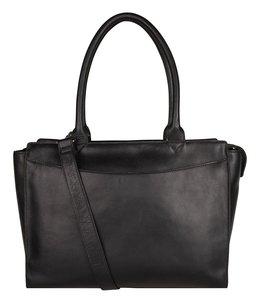 "Cowboysbag Bag Malmesbury 15.6"" laptop shopper black"