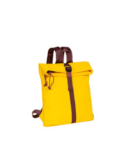 New Rebels Tim Rol mini rugzak yellow/burgundy