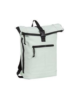 New Rebels Mart Rol waterproof rolltop backpack mint blue