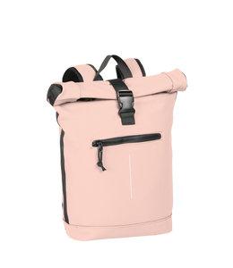 New Rebels Mart Rol waterproof rolltop backpack soft pink