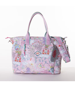 Oilily Baby Bag rose shadow