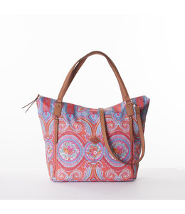 Oilily Shopper hot coral